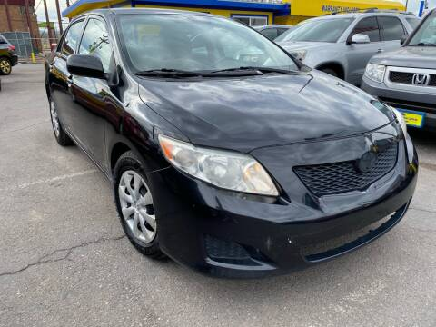 2009 Toyota Corolla for sale at New Wave Auto Brokers & Sales in Denver CO
