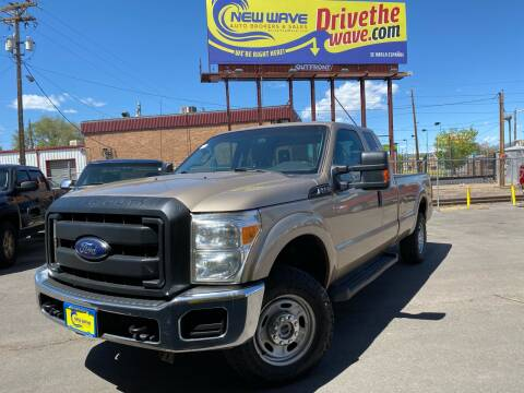 2014 Ford F-250 Super Duty for sale at New Wave Auto Brokers & Sales in Denver CO