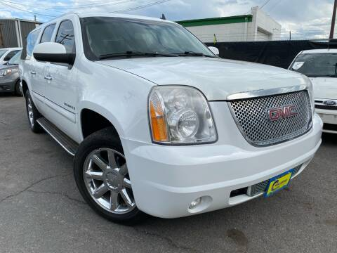 2008 GMC Yukon XL for sale at New Wave Auto Brokers & Sales in Denver CO