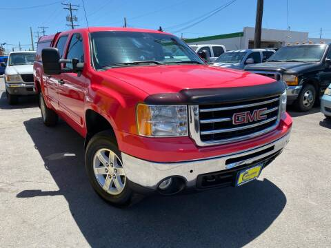 2012 GMC Sierra 1500 for sale at New Wave Auto Brokers & Sales in Denver CO