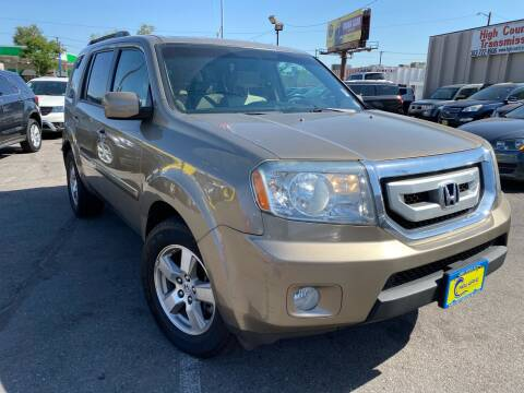 2009 Honda Pilot for sale at New Wave Auto Brokers & Sales in Denver CO
