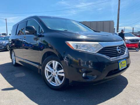 2011 Nissan Quest for sale at New Wave Auto Brokers & Sales in Denver CO