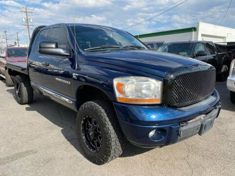 2006 Dodge Ram Pickup 3500 for sale at New Wave Auto Brokers & Sales in Denver CO