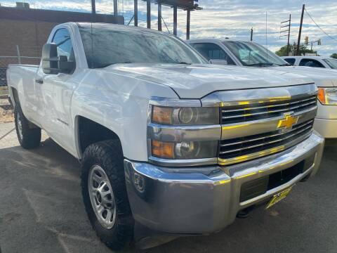 2015 Chevrolet Silverado 3500HD for sale at New Wave Auto Brokers & Sales in Denver CO
