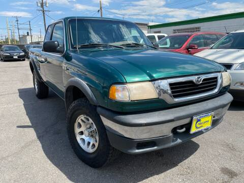 1999 Mazda B-Series Pickup for sale at New Wave Auto Brokers & Sales in Denver CO