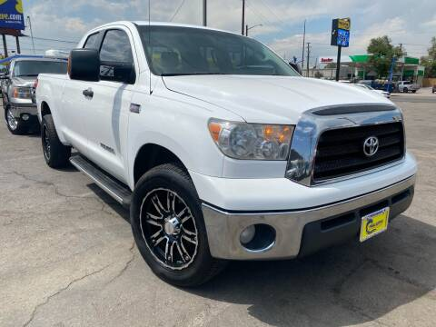 2008 Toyota Tundra for sale at New Wave Auto Brokers & Sales in Denver CO