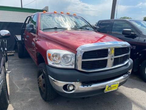2008 Dodge Ram Chassis 3500 for sale at New Wave Auto Brokers & Sales in Denver CO