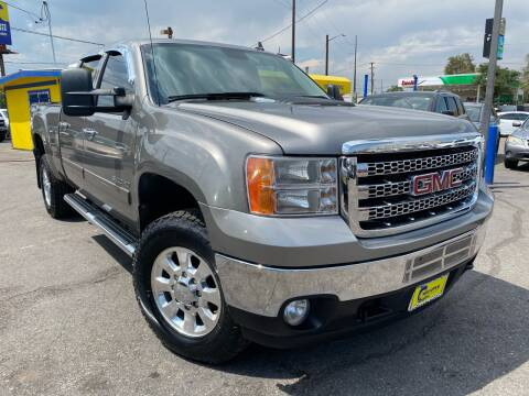 2012 GMC Sierra 3500HD for sale at New Wave Auto Brokers & Sales in Denver CO