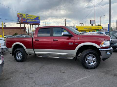 2011 RAM Ram Pickup 2500 for sale at New Wave Auto Brokers & Sales in Denver CO