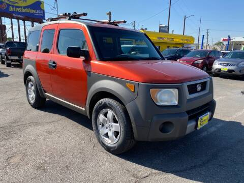 2004 Honda Element for sale at New Wave Auto Brokers & Sales in Denver CO