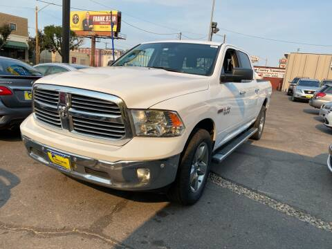 2016 RAM Ram Pickup 1500 for sale at New Wave Auto Brokers & Sales in Denver CO
