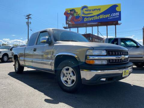 2001 Chevrolet Silverado 1500 for sale at New Wave Auto Brokers & Sales in Denver CO
