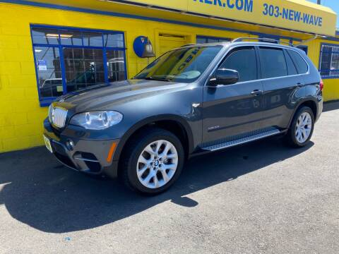 2013 BMW X5 for sale at New Wave Auto Brokers & Sales in Denver CO