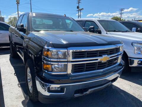 2014 Chevrolet Silverado 1500 for sale at New Wave Auto Brokers & Sales in Denver CO