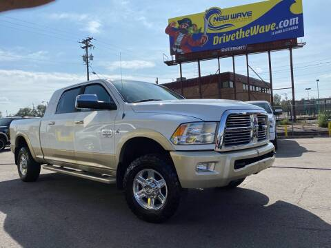 2011 RAM Ram Pickup 3500 for sale at New Wave Auto Brokers & Sales in Denver CO