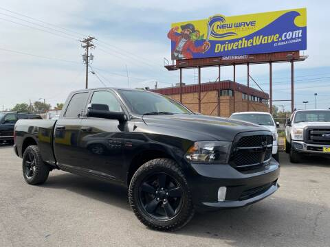 2015 RAM Ram Pickup 1500 for sale at New Wave Auto Brokers & Sales in Denver CO