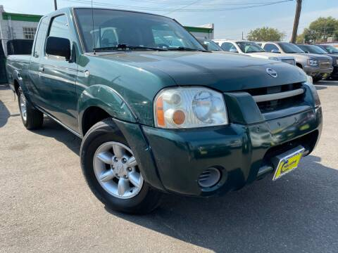 2002 Nissan Frontier for sale at New Wave Auto Brokers & Sales in Denver CO