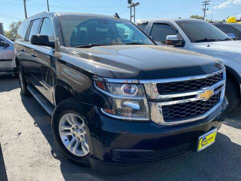 2015 Chevrolet Suburban for sale at New Wave Auto Brokers & Sales in Denver CO