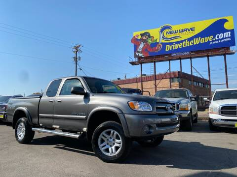 2003 Toyota Tundra for sale at New Wave Auto Brokers & Sales in Denver CO