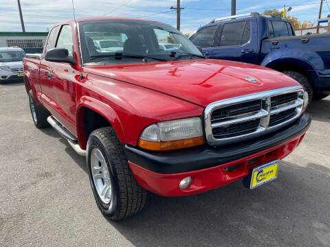 2004 Dodge Dakota for sale at New Wave Auto Brokers & Sales in Denver CO