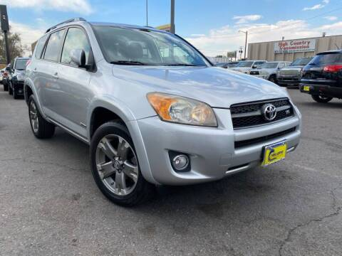 2011 Toyota RAV4 for sale at New Wave Auto Brokers & Sales in Denver CO