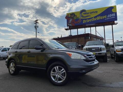 2011 Honda CR-V for sale at New Wave Auto Brokers & Sales in Denver CO