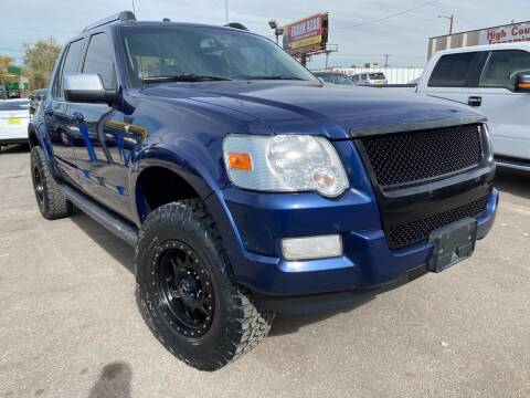 2008 Ford Explorer Sport Trac for sale at New Wave Auto Brokers & Sales in Denver CO