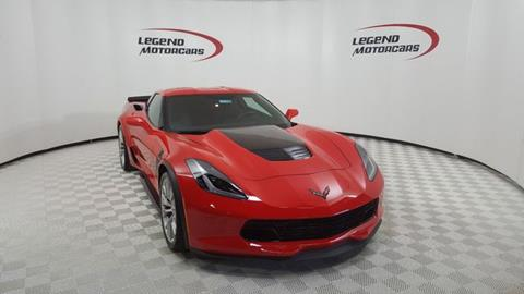 2017 Chevrolet Corvette for sale in Carrollton, TX