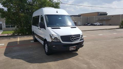 Used Mercedes Sprinter >> Used Mercedes Benz Sprinter For Sale Carsforsale Com