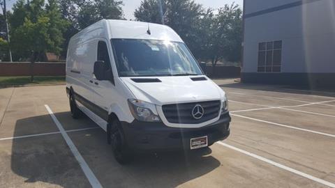 2015 Mercedes-Benz Sprinter Cargo for sale in Carrollton, TX