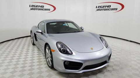 2014 Porsche Cayman for sale in Carrollton, TX