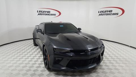 2018 Chevrolet Camaro for sale in Carrollton, TX