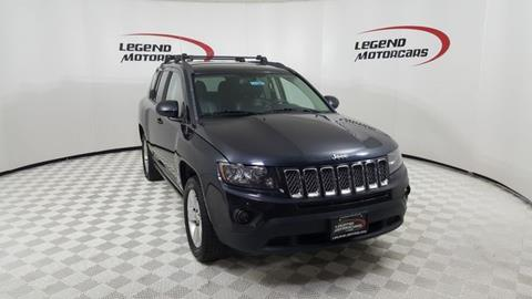 2014 Jeep Compass for sale in Carrollton, TX
