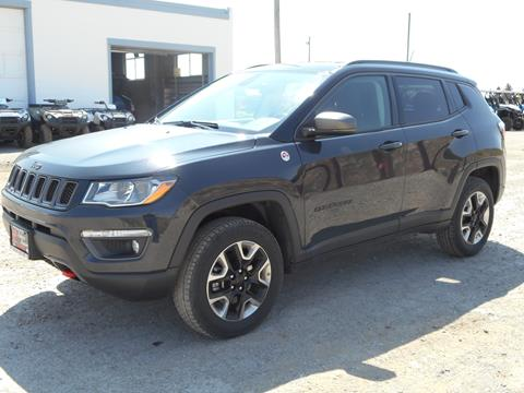 2018 Jeep Compass for sale in Delta, UT