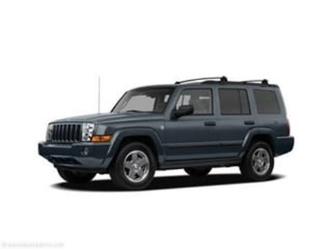 2007 Jeep Commander for sale in Delta, UT