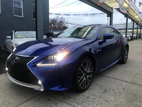 2016 Lexus RC 300 for sale in Brooklyn, NY