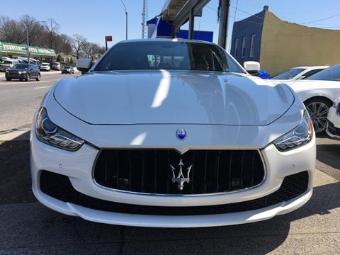 2016 Maserati Ghibli for sale in Brooklyn, NY