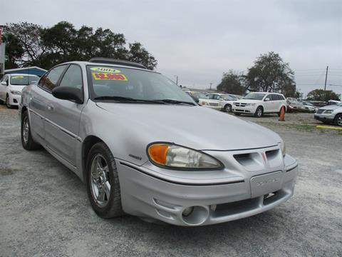 2004 Pontiac Grand Am for sale in Holiday, FL