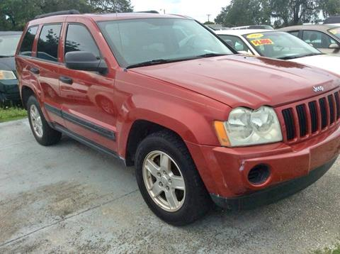 2005 Jeep Grand Cherokee for sale in Holiday, FL