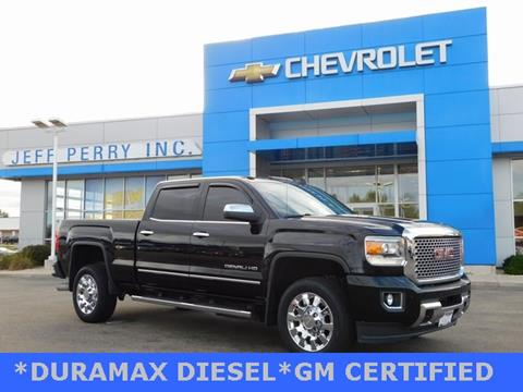 2016 GMC Sierra 2500HD for sale in Rochelle, IL