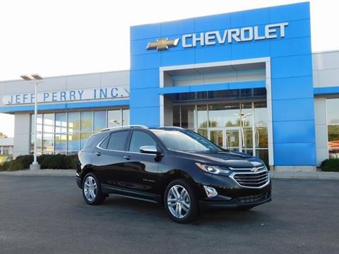 2019 Chevrolet Equinox for sale in Rochelle, IL