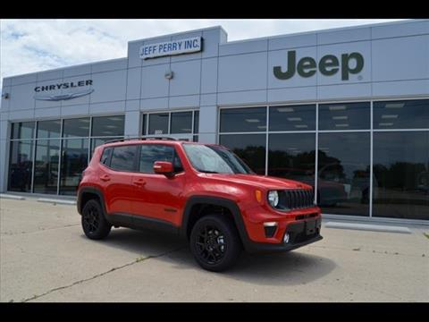 2019 Jeep Renegade for sale in Rochelle, IL