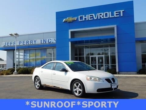 2007 Pontiac G6 for sale in Rochelle, IL