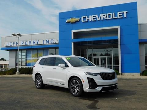 2020 Cadillac XT6 for sale in Rochelle, IL