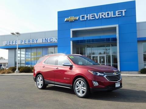 2020 Chevrolet Equinox for sale in Rochelle, IL