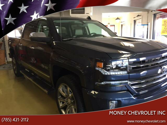 2018 Chevrolet Silverado 1500 Ltz Z71 In Hill City Ks Money