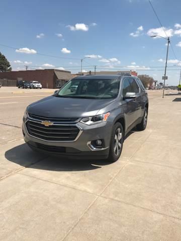 2018 Chevrolet Traverse LT Leather In Hill City KS - Money Chevrolet