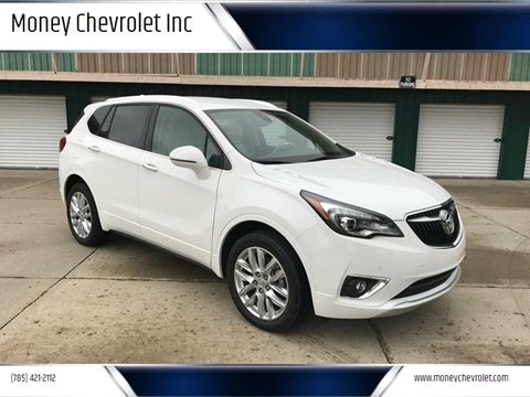 2019 Buick Envision for sale in Hill City, KS