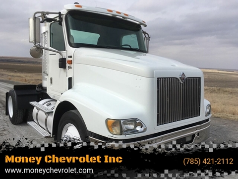 2006 International 9200 for sale in Hill City, KS
