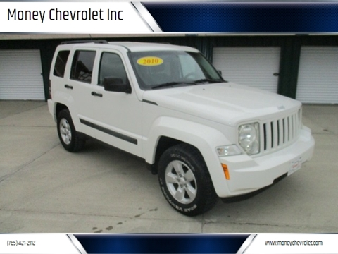2010 Jeep Liberty for sale in Hill City, KS